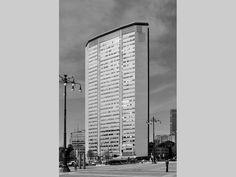 Grattacielo Pirelli - Gio Ponti - itinerari - Ordine degli architetti, P.P.C della provincia di Milano
