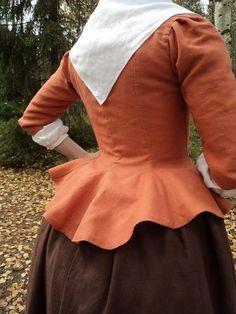 Neulansilmä -- The Eye of the Needle 18th Century Dress, 18th Century Costume, 18th Century Clothing, 18th Century Fashion, 17th Century, Historical Costume, Historical Clothing, Pioneer Clothing, Rococo Fashion