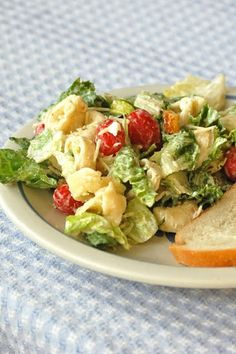 Summer Supper Salad
