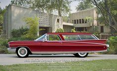 1960 Cadillac Coronado Estate Wagon