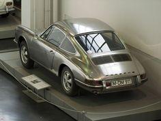 Porsche 911 S Stainless-Steel Car 1967 | Porsche cars history