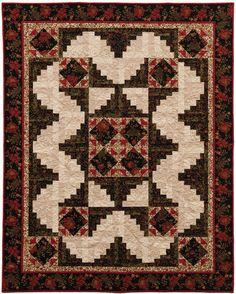 Natasha quilt pattern. by GatewayQuiltsnStuff on Etsy.