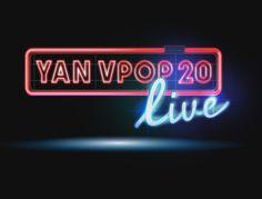 Animated logo - Yan VPOP Live by Corey Loc, via Behance