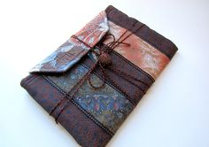 Purse made from men's ties made by xmasmuse.etsy.com