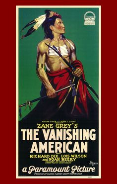 The Vanishing American  Package includes Eyebrow, Lip and Chin Wax !  Special $42    http://images.moviepostershop.com/the-vanishing-american-movie-poster-1925-1020170542.jpg