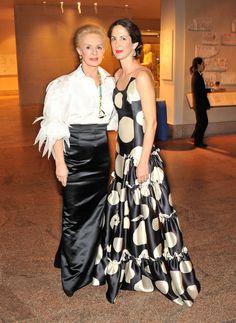 Carolina Herrera Daughters | ... herrera patricia lansing designer carolina herrera and daughter