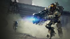 Featuring a crafted single-player campaign, Titanfall 2 is all about epic mech combat. Titanfall 2 comes out on October 28 for the PlayStation Xbox One, and Origin for PC. Titanfall Game, Tom Raider, Silkroad Online, Full Hd Pictures, Electronic Arts, Cinematic Trailer, Fps Games, Battlefield 1, Single Player