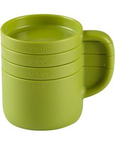 Umbra Umbra® Cuppa 4-pc. Measuring Cup Set from JC Penney | BHG.com Shop