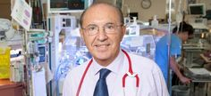 Apostolos #Papageorgiou is the Chief of #Pediatrics and #Neonatology at the Jewish General Hospital, a level III perinatal centre full professor of pediatrics, obstetrics and gynecology at #McGill University.  Copyright © Ellines.com