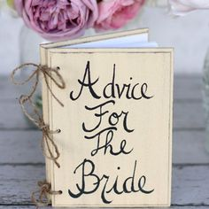 I really like this idea but I'd have one for the groom also.