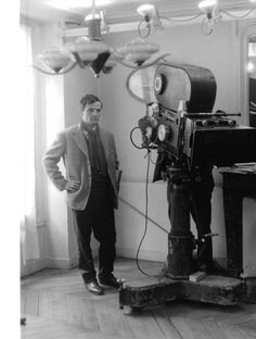 Francois Truffaut, French Films, Film Director, Old Hollywood, Cinematography, Factories, Highlights, Thoughts, Vintage