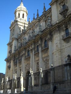 Cathedral in Jaen, Andalucía, Spain.  http://www.costatropicalevents.com/en/costa-tropical-events/andalusia/welcome.html