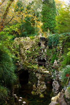 sintra bridge quinta da regaleira portugal