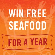 Want to win FREE seafood for a year from Phillips Seafood? Click here!