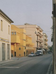 """""""Their common denominator is the general tendency to turn away from orthodox modernism"""" Gino Valle Roberto Gabetti, Aimaro Is. Paradise, Multi Story Building, Street View, Backyard, Modern, House, Image, Ark, Luigi"""