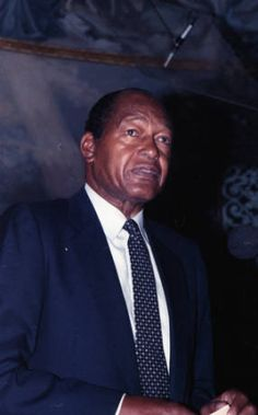Portrait of Tom Bradley at Jessie Mae Beavers' funeral. Photo by Guy Crowder. Historical Photos, Jessie, Funeral, Toms, African, Beavers, History, Portrait, Guy