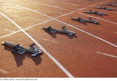 not a sprinter but blocks are so sweet #track#field #sprinter