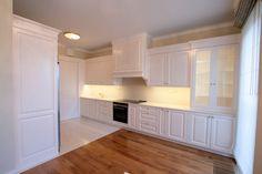 kuchnia angielska klasyka i nowoczesność, kuchnie angielskie na wymiar, classic kitchen cabinets, custom white kitchen - wykonanie Artystyczna Manufaktura