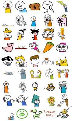 stickers telegram da