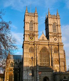 Westminster Abbey- been here and it was so pretty!