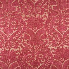 Mehndi Fuchsia  Fabric No: 0564603  Swatch No: 7