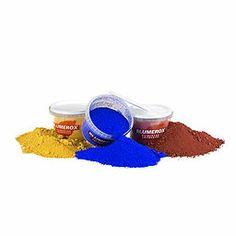 Pigmento RAYT PIGMENTOS CEMENTO ROJO Ref. 13433602 - Leroy Merlin - Bricolaje, construcción, decoración, jardín