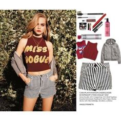 Shop from luxury labels, emerging designers and streetwear brands for both men and women. Gucci, Off-White, Acne Studios, and more. Kinds Of Clothes, Streetwear Brands, Acne Studios, Luxury Fashion, Gym Shorts Womens, Street Wear, Stylish, Polyvore, Shopping