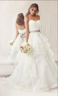 Essense of Australia D1672 wedding dress currently for sale at 40% off retail.
