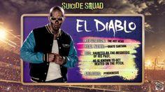 Suicide Squad, la fiche d'identité des personnages : El Diablo