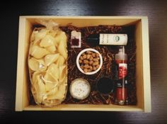Need a quick hostess gift that doesn't require wrapping? We think a gourmet box for foodies is always in good taste. Especially when it...