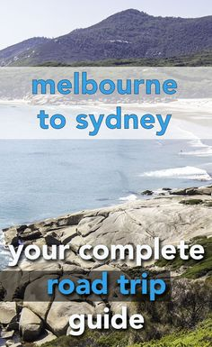 Fancy driving from Melbourne to Sydney? Here A complete 4000 word guide, giving you all the details you need to do the best road trip from Melbourne to Sydney. One of Australia Australia Travel Guide, Visit Australia, Sydney Australia, Australia Trip, Western Australia, Australia Destinations, Australia Holidays, Brisbane, Places To Travel