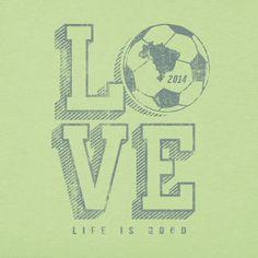 Soccer Love | Life is good