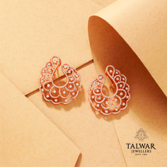 Renew the promise of love with Talwar Jewellers Real Diamond Earrings, Diamond Earing, Gold Earrings, Talwar Jewellers, Diamond Tops, Gold Jewelry Simple, Jewelry Photography, Wedding Jewelry, Jewelry Collection