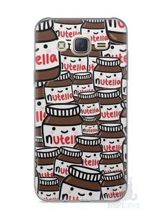 Capa Capinha Samsung J7 Nutella #1 - SmartCases - Acessórios para celulares e tablets :)