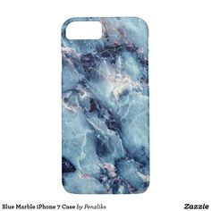 Blue Marble Texture Graphic Printed Leather Flip Case For iPhone 7 7 Plus 6 SE 5 Samsung Galax Iphone 5s, Iphone 8 Plus, Apple Iphone, Cheap Iphone 7 Cases, Iphone 6 Cases, Samsung Cases, Marble Iphone Case, Marble Case, Galaxy S7