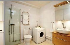 Elegant and Spacious Two Room Apartment Arrangement