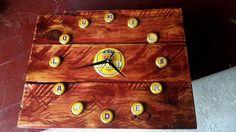 XXXX Gold Queenslander clock