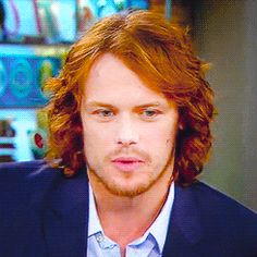 """samheughansmiles: """"lallybroch-lass: """" """" This is possibly my most favourite Sam """" """" Good call there. Lots of smiles  """""""