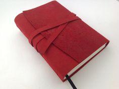 Tagebuch aus Leder, Notizbuch Skizzenbuch A5 Reisetagebuch Rezeptebuch