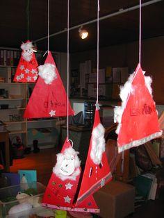 Santiklaus - Amanda V. Christmas Crafts For Kids, Christmas 2019, Kids Christmas, Christmas Decorations, Christmas Ornaments, Holiday Fun, Holiday Decor, Preschool Crafts, Kids And Parenting