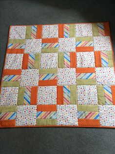 Simple Modern Baby Quilts Pdf Sewing Pattern Baby Boy Quilt Patterns For Beginners Simple Childs Quilt Pattern Full Size Of Simple Patchwork Baby Quilt Tutorial Flannel Quilts Free Quilting Pattern - co-nnect.Simple Modern Baby Quilt Pattern From Oh Quilt Baby, Baby Boy Quilt Patterns, Baby Girl Quilts, Girls Quilts, Quilt Block Patterns, Quilt Blocks, Afghan Patterns, Patchwork Patterns, Print Patterns