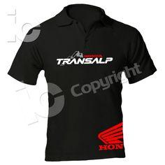 Paracolpi manubrio Transalp logo bianco