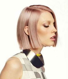 Short Hair Color Trends 2015 – 2016