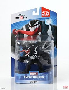 Disney Infinity Marvel Super Heroes 20 Edition Venom Figure  Not Machine Specific ** You can get more details by clicking on the image.Note:It is affiliate link to Amazon.