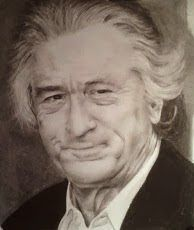 colkiko.art: Robrt De Niro portrait!