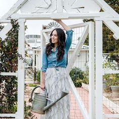 Joanna Stevens Gaines Magnolia | Wife. Mom. Renovator. Designer. Shop owner. Homebody.
