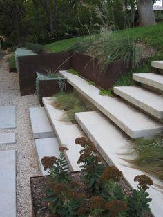 Modern Terracing