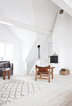 A CONVERTED FISHERMAN'S COTTAGE NEAR COPENHAGEN | THE STYLE FILES