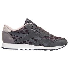 Women's Reebok Classic Wild Casual Shoes - V62925 GRY | Finish Line