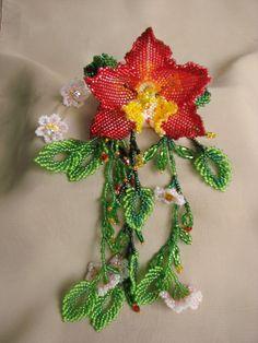 Орхидейка | biser.info - всё о бисере и бисерном творчестве